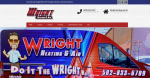 Wright Heating and AIr screen shot
